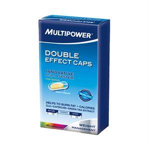 Multipower Double Effect Caps 45 Kapsül