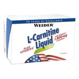 Weider L-Carnitine Likit 1800 MG.