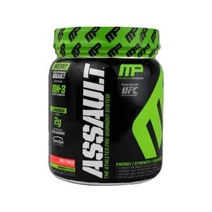 Musclepharm Assault Pre-Workout 360 Gr