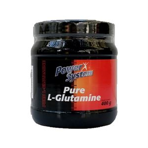 Power System Pure L-Glutamine 400 Gr