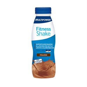 Multipower Fitness Shake 330 ml 12 adet