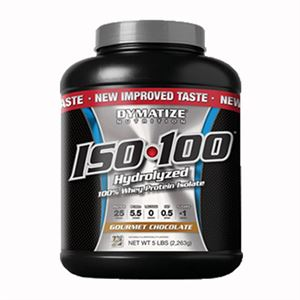 Dymatize % 100 Isolate Whey 2275 Gram
