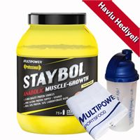 Multipower Professional  STAYBOL 2250 Gram