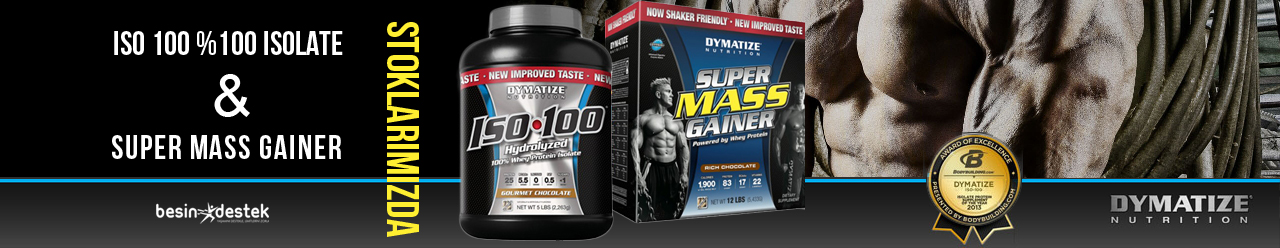 Dymatize %100 Isolate Whey Protein