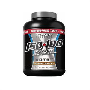 Dymatize Iso 100 Whey Protein Tozu 2275 Gram