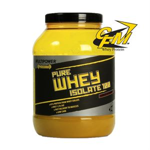 Multipower Whey Isolate 100 908 Gr