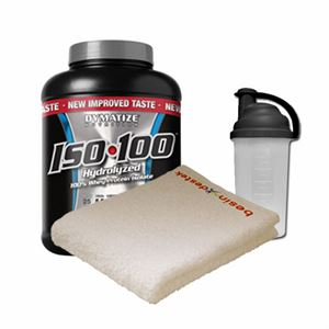 Dymatize Iso 100 Whey Protein Tozu Isolate 2275 Gr