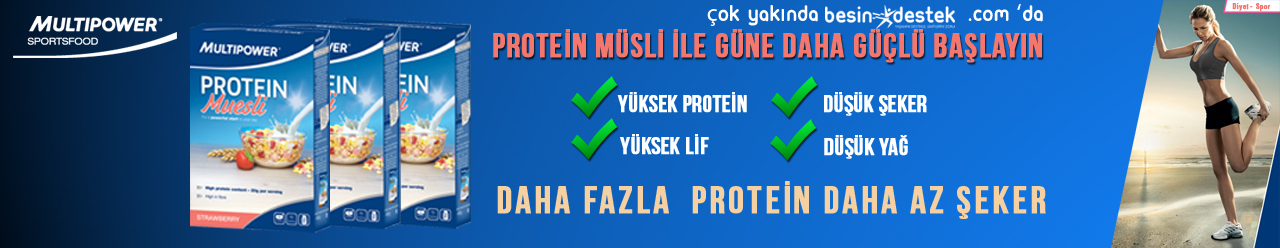 Multipower Protein Musli 400 Gram