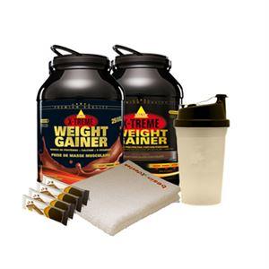 Inkospor X-Treme Weight Gainer 5600 Gr. Shaker Protein Bar ve Havlu Hediyeli Avantajlı Paket