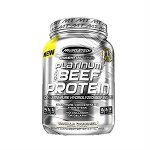 MuscleTech Platinum %100 Beef Protein 907 Gram