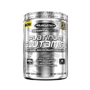 Muscletech Platinum %100 Micronized Glutamine 302 Gram
