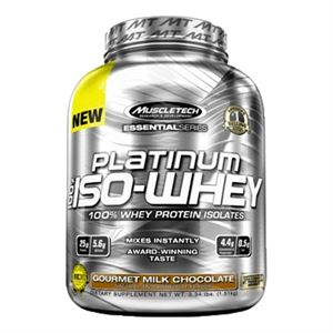 MuscleTech Platinum %100 Iso Whey 812 Gram + Shaker
