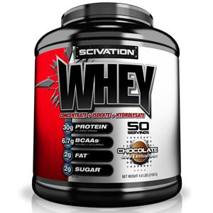 Scivation Whey Protein 2260 Gram