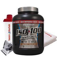 Dymatize Iso 100 Whey Protein Tozu 2275 Gram + Shaker