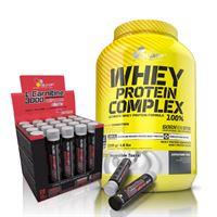 Olimp Whey Protein + L-Carnitine Sonbahar Kampanyası