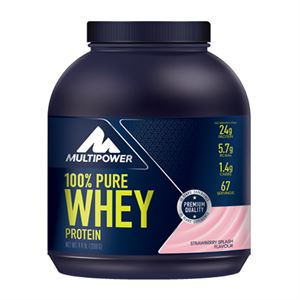 Multipower 100 % Whey Protein 2000 Gr + Shaker