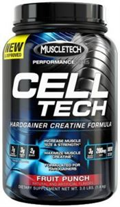 Muscletech Celltech Performance Series 1400 Gr