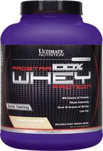 Ultimate Prostar Whey Protein 2390 Gr