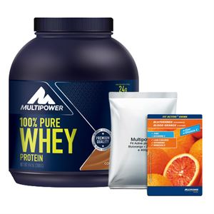 Multipower 100 % Whey Protein 2000 Gr Fit Active 400 Gr Hediyeli