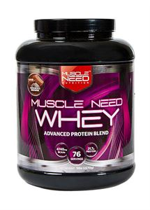 Muscle Need 50% İzole Whey Protein 2.27 Kg