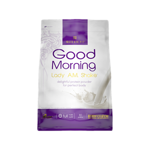 QUEEN FIT Good Morning Lady Protein Shake 720 Gr