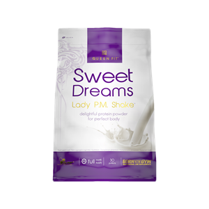 QUEEN FIT Sweet Dreams Lady Protein Shake 750 Gr.