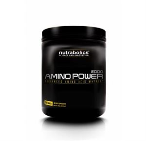 Nutrabolics Amino Power 2000 - 325 Tablet
