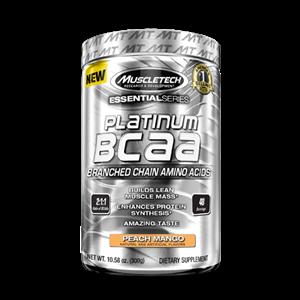 Muscletech Platinum BCAA (Toz) 2:1:1 300 Gr