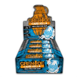 Grenade Carb Killa Protein Bar 60 Gr x12