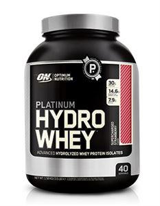 Optimum Platinum Hydrowhey 1590 Gram
