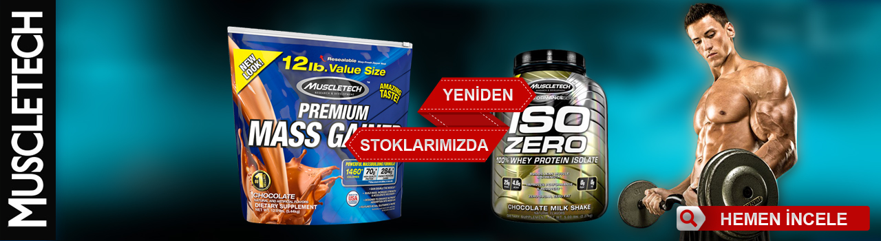 Muscletech Supplement