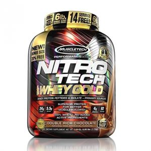 Muscletech Nitrotech %100 Whey Gold Protein 2722 Gr