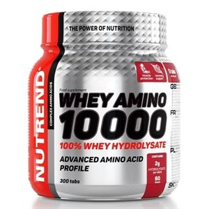 Nutrend Whey Amino 10.000 - 300 Tablet