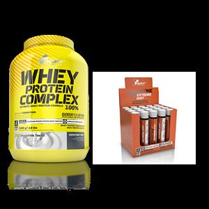 Olimp Whey Protein + L-Carnitine Kampanyası