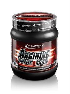 Ironmaxx Arginine Simplex 1600 Mg 300 Kapsul