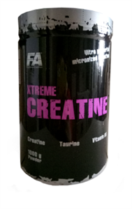 FA Nutrition Creatine 1000 Gr