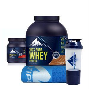 Multipower %100 Pure Whey Protein + BCAA Powder Kampanyası