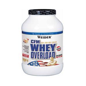 Weider CFM Whey Overload 908 Gr