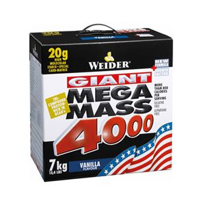 Weider Mega Mass 4000 ( 7 KG )