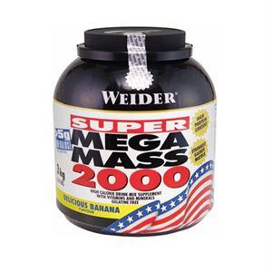 Weider Mega Mass 2000 ( 3 KG )