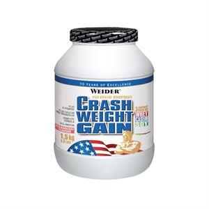 Weider Crash Weight Gain ( 1,5 KG )
