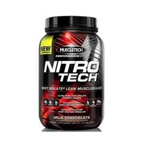 Muscletech Nitrotech Performance 908 Gram