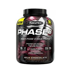 Muscletech Phase 8 Performance Series 2100 Gr