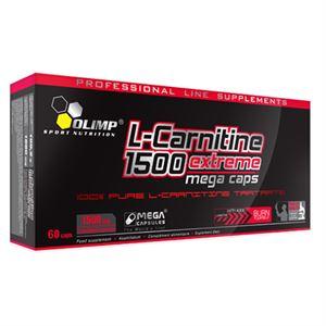 Olimp L-Carnitine 1500 mg 60 Kapsül