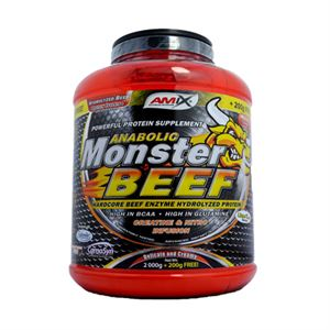 Amix Anabolic Monster Beef Protein 2200 Gr + Shaker