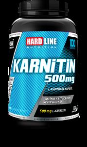 Hardline Karnitin 100 Kapsül