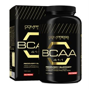 Nutrend Compress BCAA 4:1:1 100 Tablet