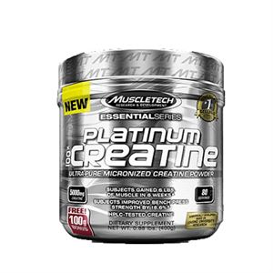 Muscletech Platinum %100 Micronize Creatine Powder 402 Gram