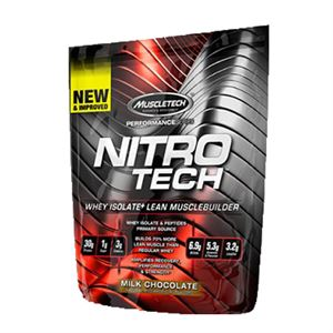 Muscletech Nitrotech Performance 3630 Gram + Shaker