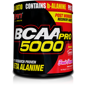 San Bcaa PRO 5000 - 345 Gr + Beta Alanine